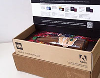 ADOBE GRAPHIC SCHOOL PACKAGING