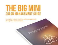 The Big Mini Color Management Guide