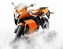 KTM superbike concept