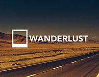 Wanderlust - Adventure Channel Branding