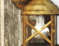 Lamp - Concept Design | 2004