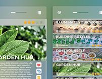 Project Planet App Design