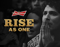 Budweiser | Rise As One