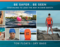 Swim Secure – Product Adverting