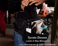 SACRED DEFENSE Short Film