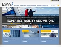 Executive Wealth Management Website