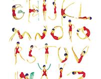 Alphabet illustré - Illustrated alphabet