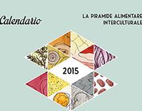 Intercultural Food Pyramid Calendar