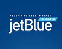 JetBlue.com Redesign - 2012