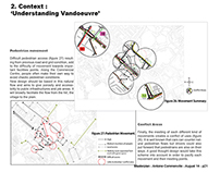 Masterplan Vandoeuvre / Transport Framework