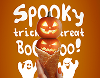 Spooky Flavor