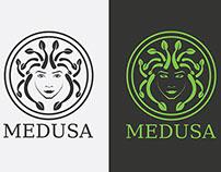 MEDUSA Grow Tent - Logo, corporate identity, branding