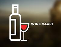 Wine vault design concept