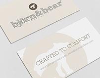 Business Card Bjorn & Bear