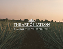 The Art of Patrón - VR Experience