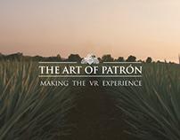 The Art of Patrón - VR Experience