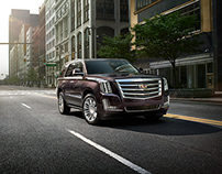 2015 ESCALADE PLATINUM REVEAL