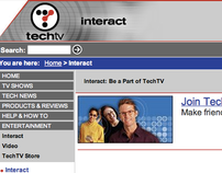 Interact Producer and Community Manager, TechTV