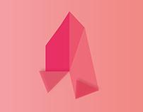 folded paper #illustration