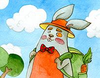 Bunny-traveler