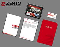 Toyota Zento Re-Branding