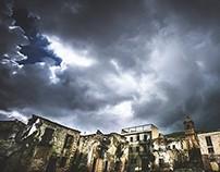 Poggioreale, Sicily.