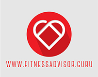 Fitness Advisor logos