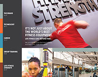 Life Fitness Product Catalog