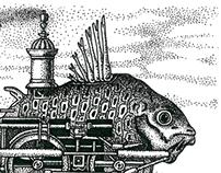 Hand-drawn Illustrations