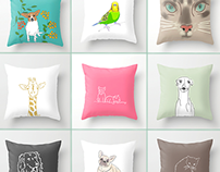 Textiles & Home Decor Surface Design