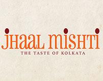 Restaurant Branding - Jhaal Mishti