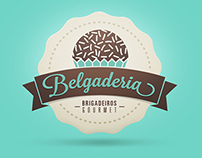 Belgaderia Brand Identity