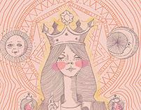 Ilustrações e inspirações aleatórias