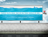 Dia Mundial da Água | ARTMAKER