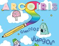 Revista Infantil Arcoiris (Ficticia)
