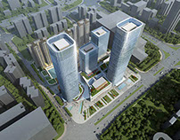 Foshan GreenLand Central Plaza
