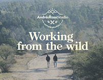 Working from the Wild - Meet the studio