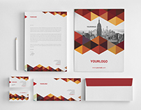 Modern Stationary Pack - 04