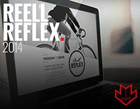 REELL Reflex Website