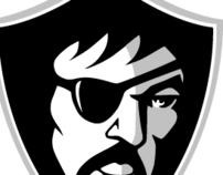 Raiders Football Team Rebrand