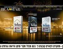 Marlboro GOLD: Be A Star campaign