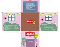 Packaging Lipton for Kids (Proyecto)