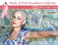 About Us page for Cancer Nonprofit