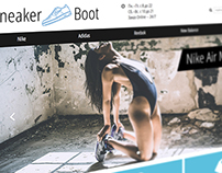 Shoes e-market «sneaker-boot.ru»