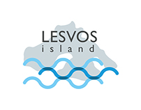 Lesvos Island Logo