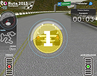Videojuego Ruta GTO 2013