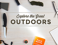 Outdoor Hero Header Images