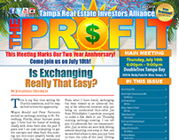 Tampa REIA Monthly Newsletter