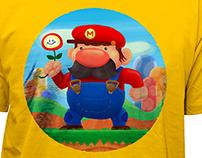 Games T-Shirts
