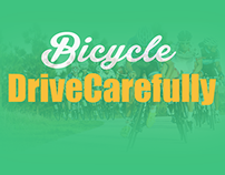 Bicycle - Drive Carefully